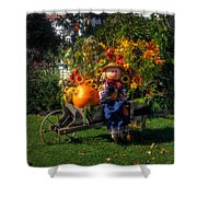Raggedy Andy Square Shower Curtain