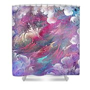 Raging Dreams Shower Curtain