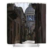 Ragusa Ibla Shower Curtain