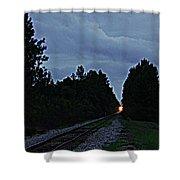 Rails Hd Shower Curtain