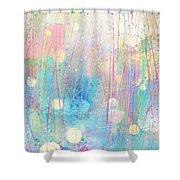 Rain Down On Me Shower Curtain