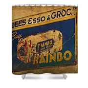 Rainbo Bread Shower Curtain