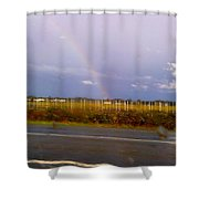 Rainbow 2 Shower Curtain