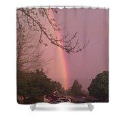 Rainbow 5 Shower Curtain