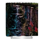 Rainforest Eden Shower Curtain