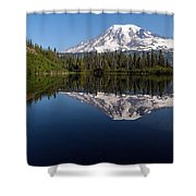 Rainier Clarity Shower Curtain