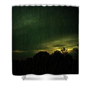 Rainy Daze Shower Curtain