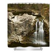 Ramsey Falls Mn 16 Shower Curtain