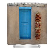 Ranchos De Taos Wall Shower Curtain