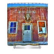Randsburg Post Office Shower Curtain