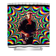 Randy Wolfe Shower Curtain