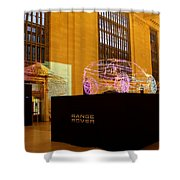 Range Rover Shower Curtain