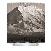 Rangell-st.elias Range Shower Curtain