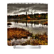 Raquette Lake In Upstate New York Shower Curtain