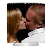 Rb And Jaymee IIi Shower Curtain