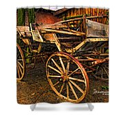 Ready For A Sunday Drive - Featured In Tennessee Treasures Group And Spectacular Artworks Group Shower Curtain