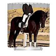 Ready To Compete Shower Curtain