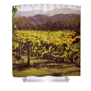 Ready To Harvest Shower Curtain