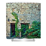 Reclaiming Stonehaven Shower Curtain