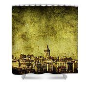 Recollection Shower Curtain by Andrew Paranavitana
