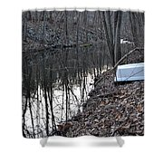 Reflection Creek  Shower Curtain