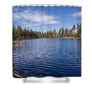 Reflection Lake Shower Curtain