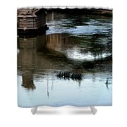 Reflection Tevere Shower Curtain