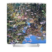 Reflections In Paradise 3 Shower Curtain
