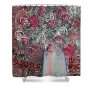 Reflections Of Love Shower Curtain