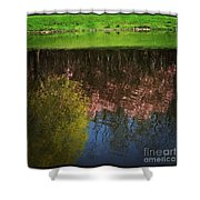 Reflex   Shower Curtain