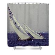 Regatta 1 Shower Curtain
