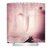 Relaxing Tea Shower Curtain