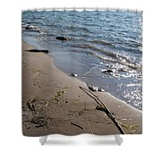 Relaxing Times Shower Curtain