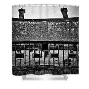 Requiem Hall Shower Curtain