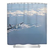 Rescue 1 Shower Curtain