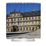 Residence Place - Bamberg Shower Curtain