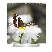 Resting Awhile Shower Curtain