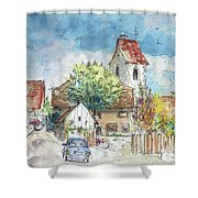 Reute In Germany 01 Shower Curtain