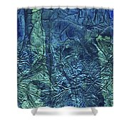 Rhapsody Of Colors 45 Shower Curtain