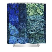 Rhapsody Of Colors 46 Shower Curtain