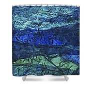 Rhapsody Of Colors 48 Shower Curtain