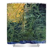 Rhapsody Of Colors 58 Shower Curtain