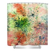 Rhapsody Of Stars In A Major Shower Curtain