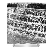 Rhythm Of The Rain Shower Curtain