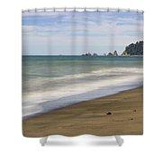 Rialto Beach Shower Curtain