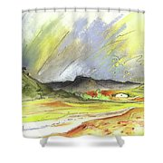 Ribera Del Duero In Spain 10 Shower Curtain
