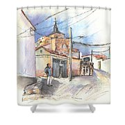 Ribera Del Duero In Spain 12 Shower Curtain