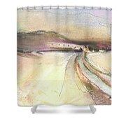 Ribera Del Duero In Spain 14 Shower Curtain