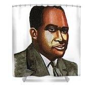 Richard Wright Shower Curtain