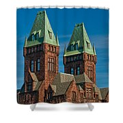 Richardson Building 3421 Shower Curtain